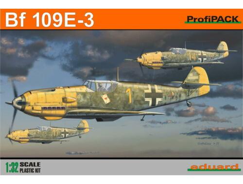 Eduard Bf 109E-3 ProfiPACK 1:32 (3002)