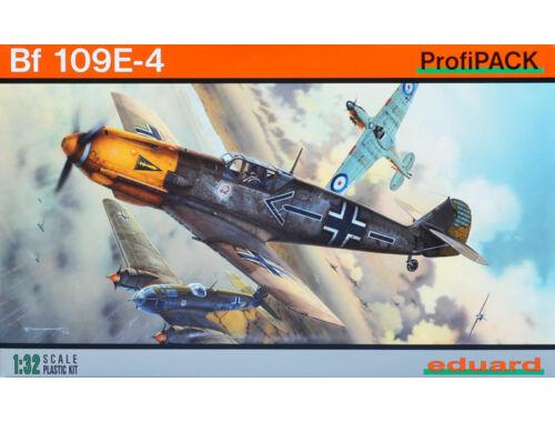 Eduard Bf 109E-4 ProfiPACK 1:32 (3003)