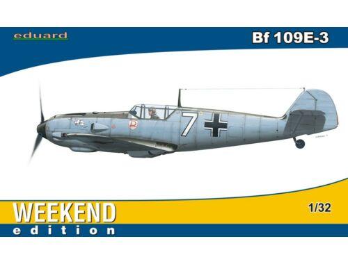Eduard Bf 109E-3 WEEKEND edition 1:32 (3402)