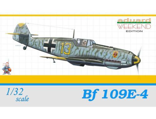 Eduard Bf 109E-4 WEEKEND edition 1:32 (3403)