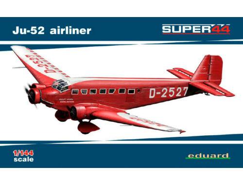 Eduard Ju 52 airliner SUPER44 1:144 (4423)