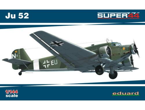 Eduard Ju 52 SUPER44 1:144 (4424)