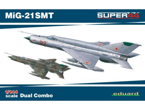 Eduard MiG-21SMT DUAL COMBO SUPER44 1:144 (4426)