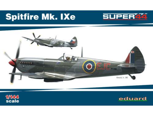 Eduard Spitfire Mk.IXe DUAL COMBO SUPER44 1:144 (4428)