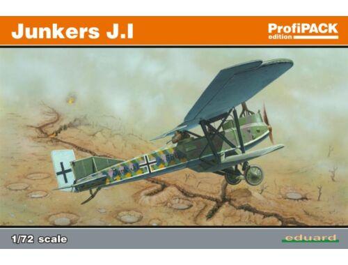 Eduard Junkers J.I ProfiPACK 1:72 (7046)