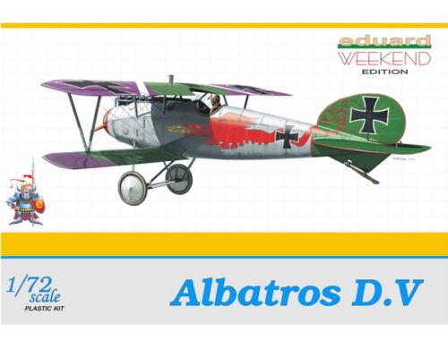 Eduard Albatros D.V Weekend 1:72 (D7402)