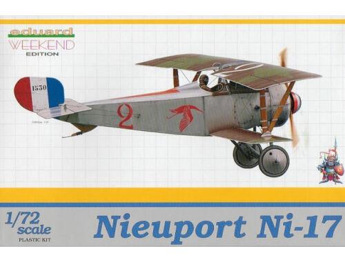 Eduard Nieuport Ni-17 WEEKEND edition 1:72 (7403)