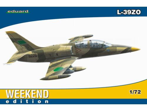 Eduard L-39ZO WEEKEND edition 1:72 (7416)