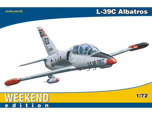 Eduard L-39C WEEKEND edition 1:72 (7418)