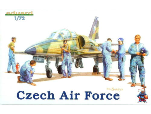 Eduard Czech AF 1:72 (7501)