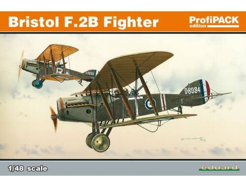 Eduard Bristol F.2B Fighter ProfiPACK 1:48 (8127)