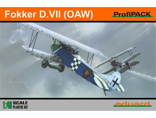 Eduard Fokker D.VII O.A.W. ProfiPACK 1:48 (8131)