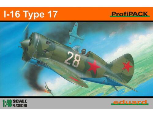 Eduard I-16 Type 17 ProfiPACK 1:48 (8146)