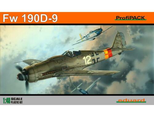 Eduard Fw 190D-9 PROFIPACK ProfiPACK 1:48 (8184)