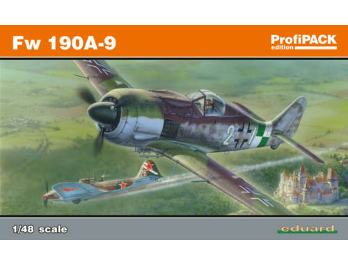 Eduard Fw 190A-9 ProfiPACK 1:48 (8187)