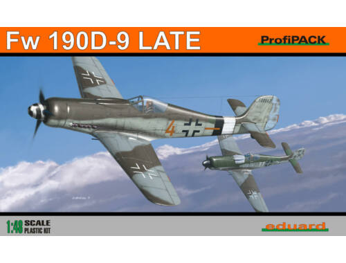 Eduard Fw 190D-9 LATE ProfiPACK 1:48 (8189)