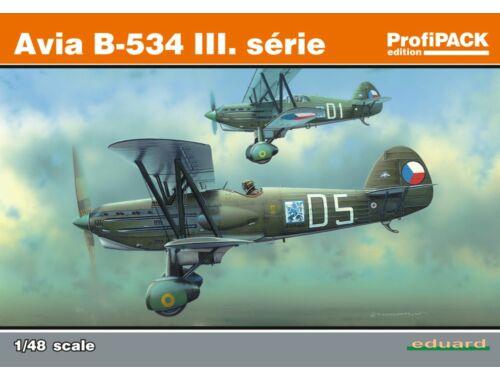 Eduard Avia B-534 III. serie (ReEd) ProfiPACK 1:48 (8191)