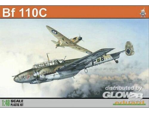 Eduard Bf 110C ProfiPACK 1:48 (8201)