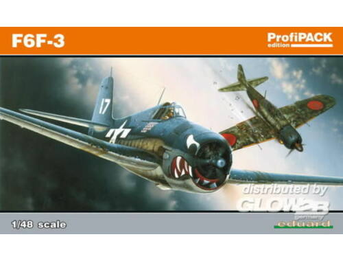 Eduard F6F-3 ProfiPACK 1:48 (8221)