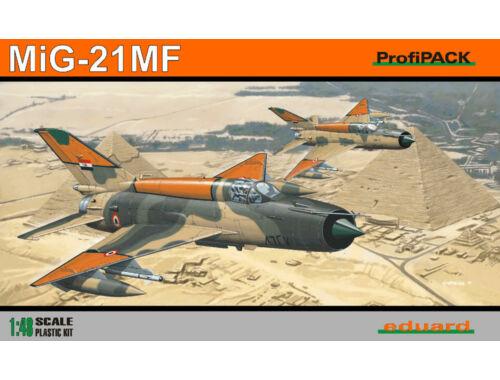 Eduard MiG-21MF ProfiPACK 1:48 (8231)