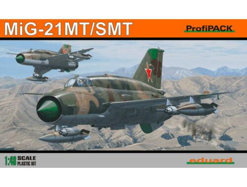 Eduard MiG-21SMT ProfiPACK 1:48 (8233)