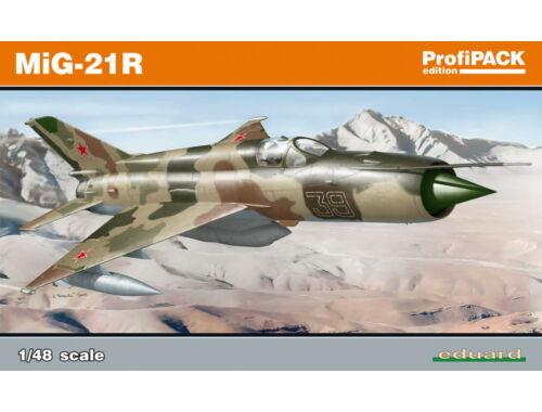 Eduard MiG-21R ProfiPACK 1:48 (8238)