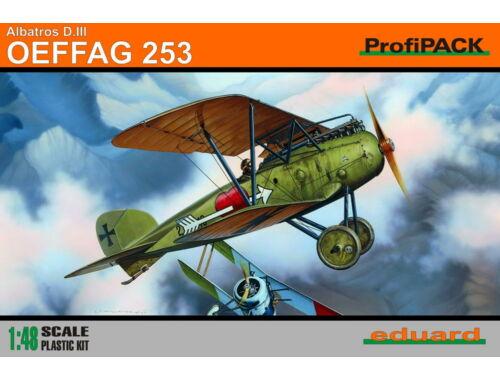 Eduard Albatros D.III OEFFAG 253 ProfiPACK 1:48 (8242)