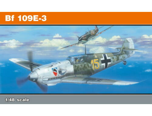 Eduard Bf 109E-3 ProfiPACK 1:48 (8262)