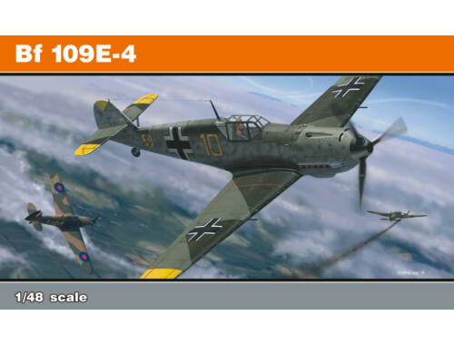 Eduard Bf 109E-4 ProfiPACK 1:48 (8263)