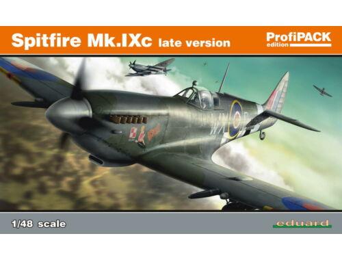 Eduard Spitfire Mk.IXc late version ProfiPACK 1:48 (8281)