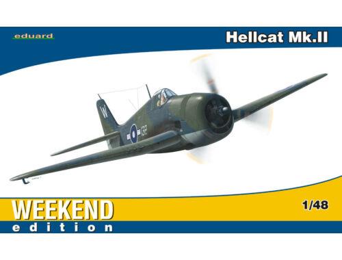 Eduard Hellcat Mk.II WEEKEND edition 1:48 (84134)