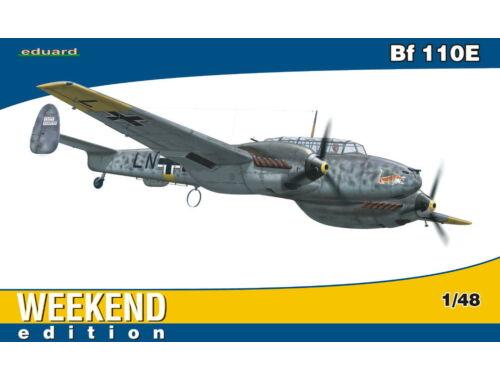 Eduard Bf 110E WEEKEND edition 1:48 (84144)