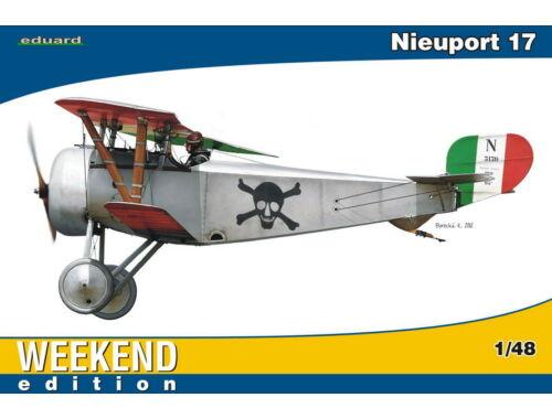 Eduard Nieuport 17 WEEKEND edition 1:48 (8432)