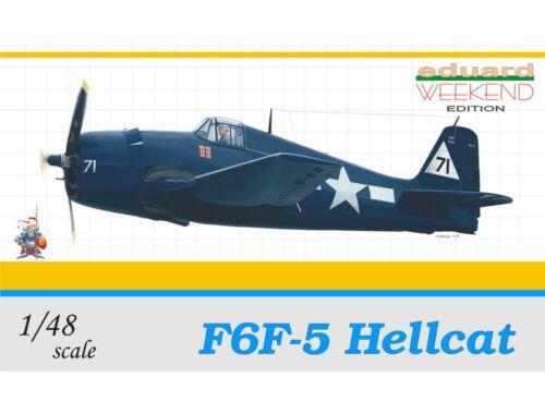 Eduard F6F-5 WEEKEND edition 1:48 (8434)