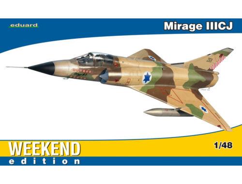 Eduard Mirage IIICJ WEEKEND edition 1:48 (8494)