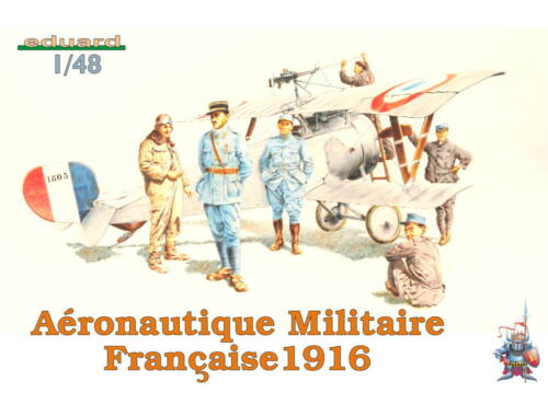 Eduard Aeronautique Militaire Francaise 1916 1:48 (8511)