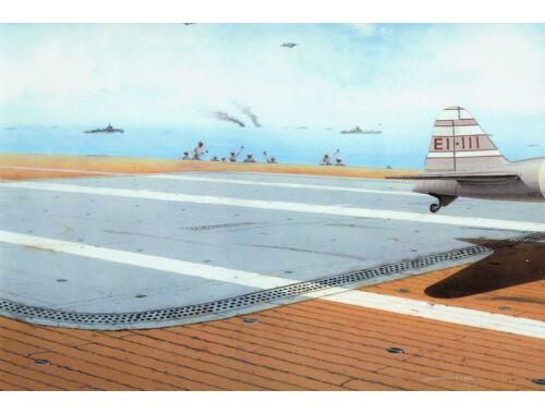 Eduard IJN Aircraft Carrier Deck WWII 1:48 (8803)