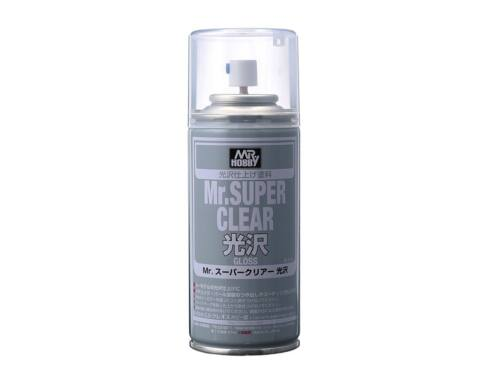 Mr.Hobby Mr.Super Clear Gloss Spray B-513