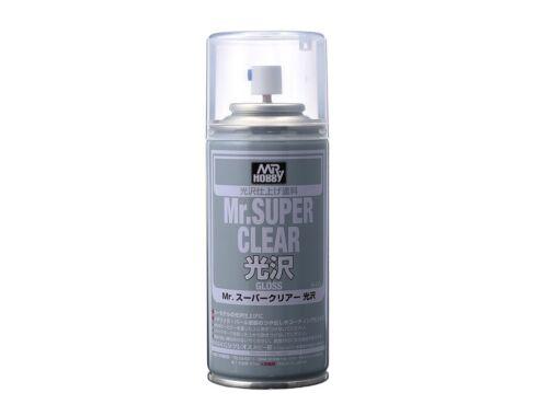 Mr.Hobby Mr.Super Clear Gloss Spray B-513