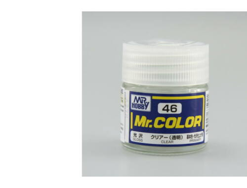 Mr.Hobby Mr.Color C-046 Clear