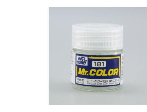 Mr.Hobby Mr.Color C-181 Semi-Gloss Super Clear