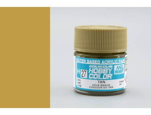 Mr.Hobby Aqueous Hobby Color H-027 Tan