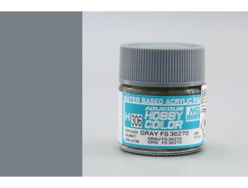 Mr.Hobby Aqueous Hobby Color H-306 Gray FS 36270