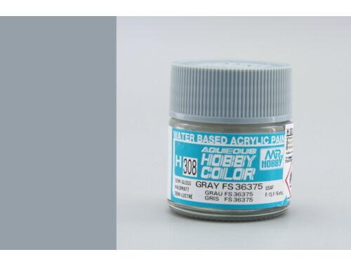 Mr.Hobby Aqueous Hobby Color H-308 Gray FS 36375
