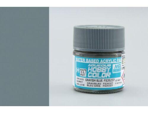 Mr.Hobby Aqueous Hobby Color H-337 Grayish Blue FS35237
