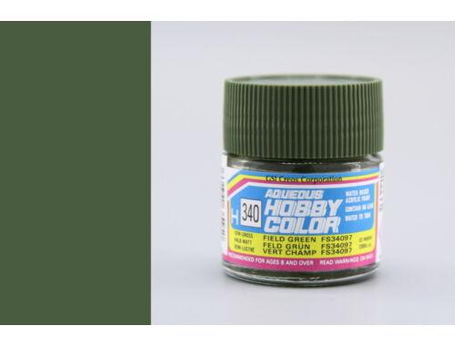 Mr.Hobby Aqueous Hobby Color H-340 Field Green FS34097