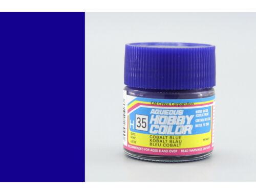 Mr.Hobby Aqueous Hobby Color H-035 Cobalt Blue