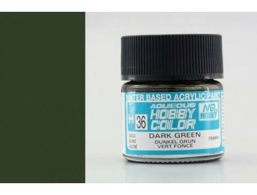 Mr.Hobby Aqueous Hobby Color H-036 Dark Green