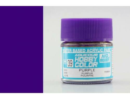 Mr.Hobby Aqueous Hobby Color H-039 Purple