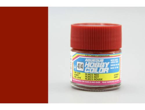 Mr.Hobby Aqueous Hobby Color H-414 RLM23 Red